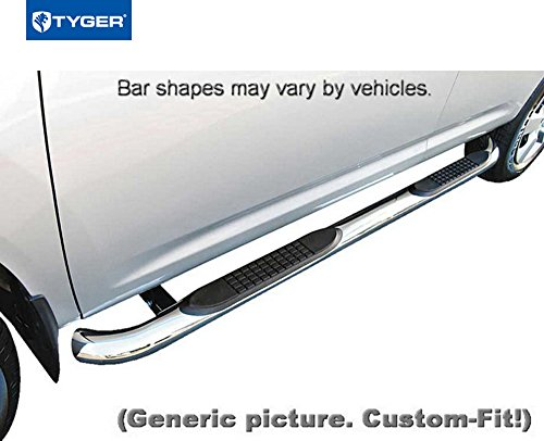 TYGER For 03-15 Ford Expedition (Except El Model) Stainless Steel 3