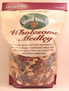 Second Nature Wholesome Medley All Natural (32 oz)