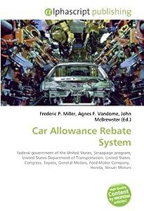 Car Allowance Rebate System
