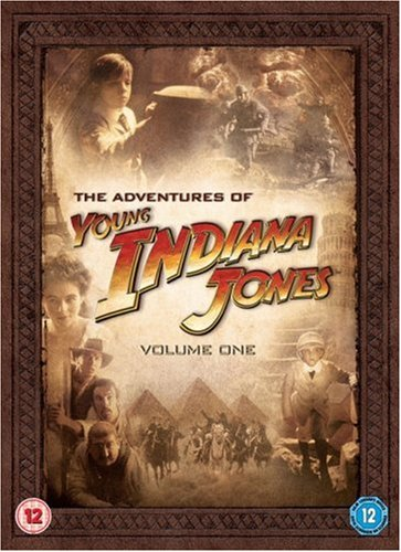 The Adventures Of Young Indiana Jones Vol.1 (12 Disc Box Set) [1992] [DVD]