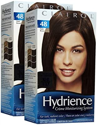Best Cheap Deal for Clairol Hydrience Hair Color Dark Brown 1 EA from Coty CG - Free 2 Day Shipping Available