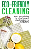 Eco-Friendly Cleaning: Money Saving Solutions for a Clean, Green, All-Natural, Non-Toxic,  Eco-Friendly Home (eco-friendly, sustainability, homesteading, ... natural cleaning, green home, non-toxic)