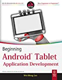 Beginning Android Tablet Development