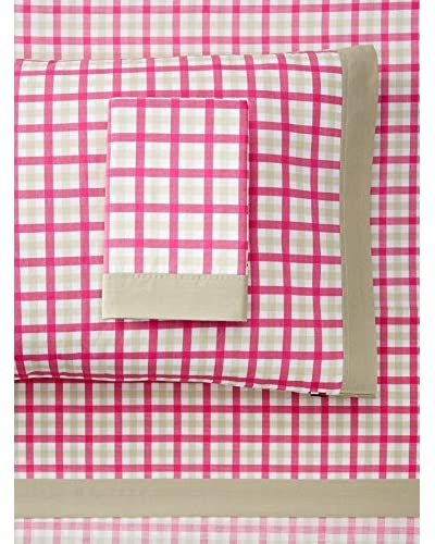 Tommy Hilfiger Palm Springs Gingham Sheet Set