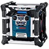 Cutting-Edge Bosch GML 50 Powerbox 360 Radio/Charger