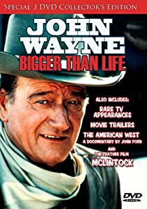 John Wayne: Bigger Than Life [Import]