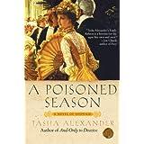 A Poisoned Season (Lady Emily Ashton) ~ Tasha Alexander