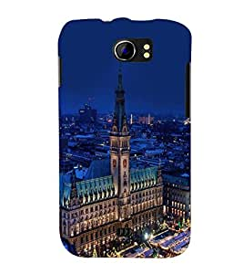 PRINTSWAG SCENERY Designer Back Cover Case for MICROMAX A110 CANVAS 2