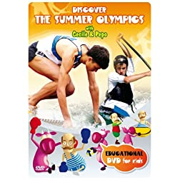 Discover the Summer Olympics With Cecile &amp; Pepo