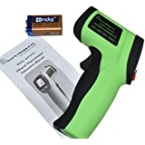 BAFX Products® - Non Contact - Infrared (IR) Thermometer (-58F - +1,022F) - W/ Pointer Sight - BATTERY INCLUDED!