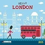 Hello London 2015 Mini Calendar