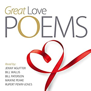 Great Love Poems Audiobook