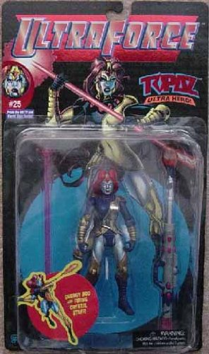 Topaz from UltraForce Ultra 5000 Action Figure - 1