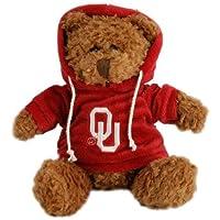 Champion Treasures CHB022 NCAA Hoodie Bear Oklahoma Sooners by Champion Treasures