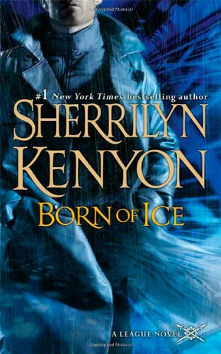 Born Of Ice (League, No 3) front-534421