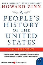 A People's History of the United States by Zinn Howard
