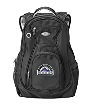 MLB Colorado Rockies Laptop Travel Backpack