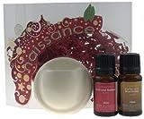 #1: Aromatherapie Duftöl Geschenkset – Weihnachtliche Düfte (klein)