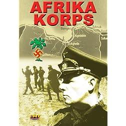 Afrika Korps DVD