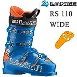 LANGE(ラング) ラング スキーブーツ 2017 RS 110 WIDE 16-17 LANGE RS RACEシリーズ スキーブーツ LBF1090 26cm