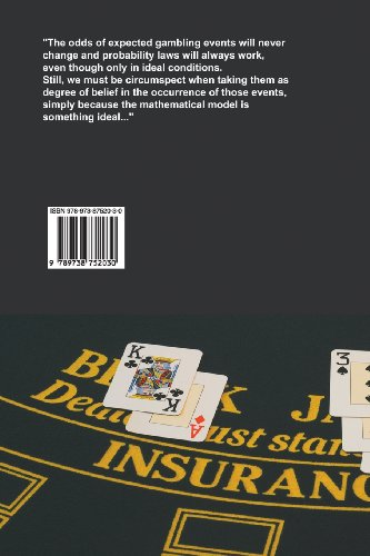 Dice gambling guide jack lottery mathematics poker probability roulette el casino freeport