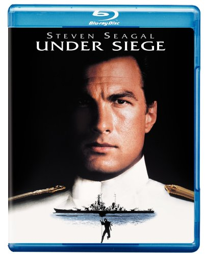 Cover art for  Under Siege [Blu-ray]