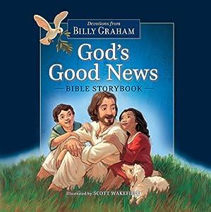 God's Good News Bible Storybook Audiobook