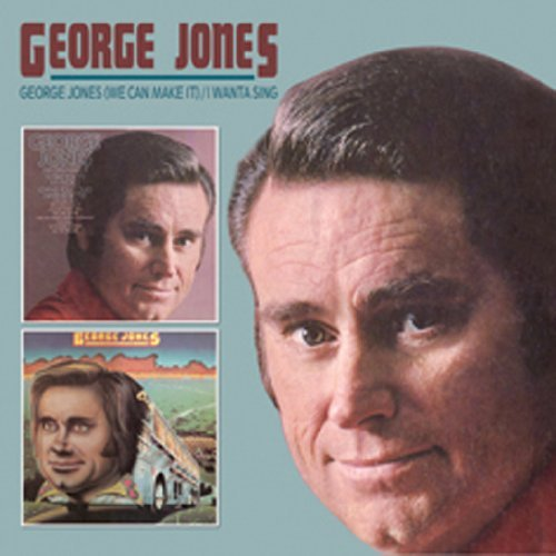George Jones (We Can Make It) / I Wanta Sing by George Jones (2011-09-27) (George Jones We Can Make It compare prices)