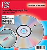 Hama Laserreinigungsdisc Reinigungsdisc für DVD/DVD-ROM