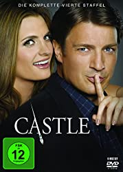 Castle - Staffel 4 [6 DVDs]