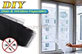 XIDAJE Insect Mosquito Door Window Net Mesh Screen Curtain