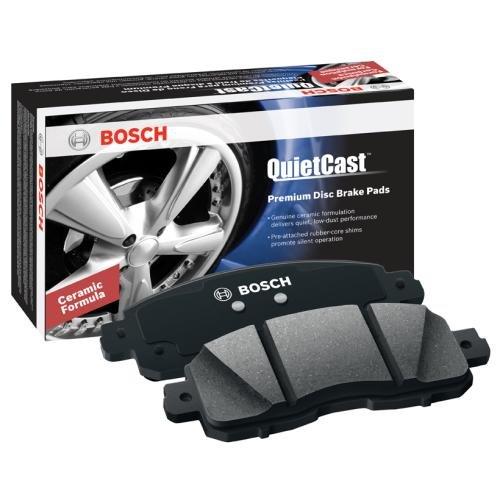 Bosch BC1222 QuietCast Premium Disc Brake Pad Set (2007 Camry Bosch Brake Pads compare prices)