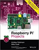 Raspberry Pi Projects (1118555430) by Robinson, Andrew