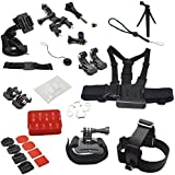 SENHAI Camera Replacement Kits For Gopro Digital Hero 4 3+ 3 2 1 Accessory Using In Climbing Running Riding Rowing...