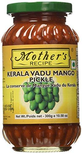 Mother's Recipe Kerala Vadu Mango Pickle (300 g) (Kerala Pickle compare prices)