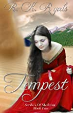 Tempest (The Scribes of Medeisia, Book 2)