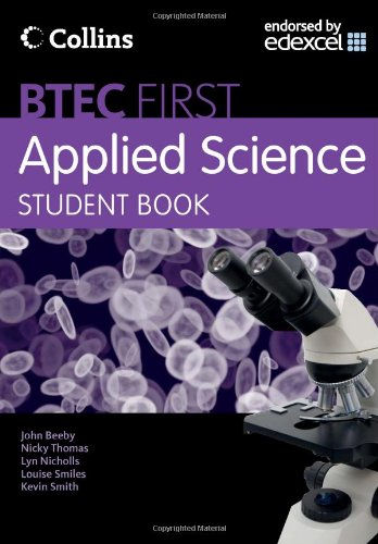 Student Book (BTEC First Applied Science)