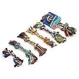 Aspen/Booda Corporation DBX50774 2-Knot Rope Bone Dog Toy, X-Large