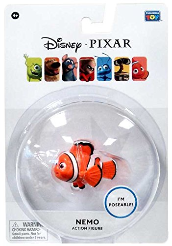 Disney / Pixar Finding Nemo Exclusive 3.75 Inch Action Figure Nemo