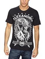 Plastic Head Asking Alexandria Snake Men's T-Shirt