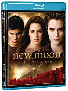 Twilight Saga: New Moon [Blu-ray] (Bilingual)