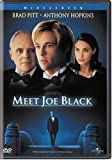 Meet Joe Black [DVD] [1999] [Region 1] [US Import] [NTSC]