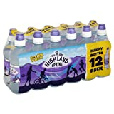 Highland Spring Still Spring Water 12x330ml