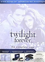Twilight Forever: The Complete Saga  [Blu-ray] (Bilingual)