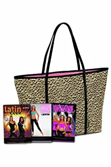 3 Pack DVD Set & Tote