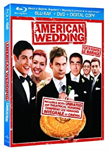 American Pie Wedding [Blu-ray] (Bilingual)