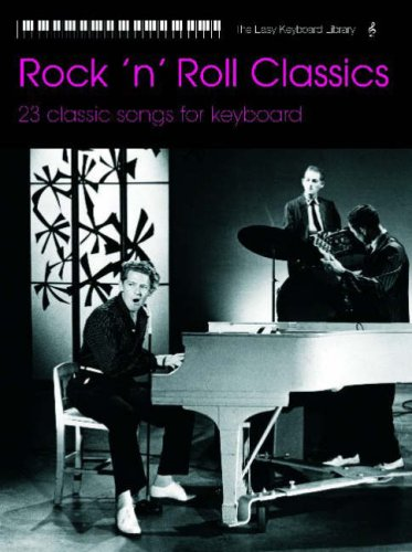 Rock 'n' Roll Classics (Easy Keyboard Library)