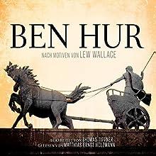 Ben Hur: Nach Motiven von Lew Wallace Hörbuch von Thomas Tippner Gesprochen von: Matthias Ernst Holzmann