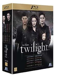 Twilight, La saga - L'intégrale [Blu-ray]