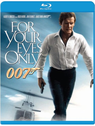 Cover art for  For Your Eyes Only [Blu-ray]